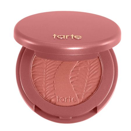 I still use Tarte's Amazonian Clay 12 hour blush in blushing bride. I love the shimmer in this blush!   #LTKbeauty