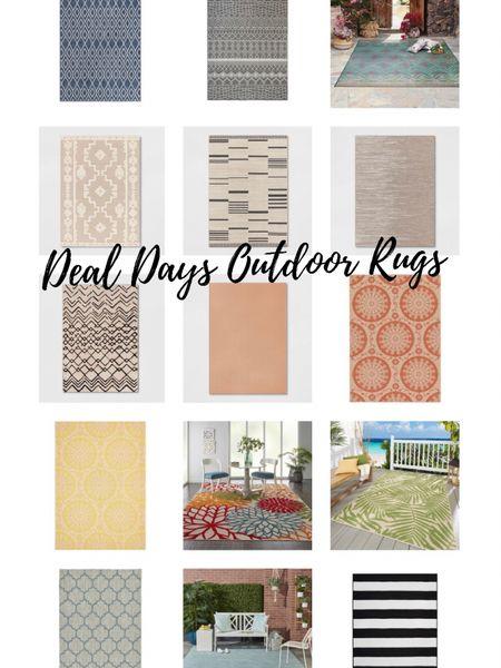 http://liketk.it/3i1LV #liketkit @liketoknow.it #LTKsalealert #LTKhome #ltkoutdoor indoor outdoor rugs in various sizes and colors!