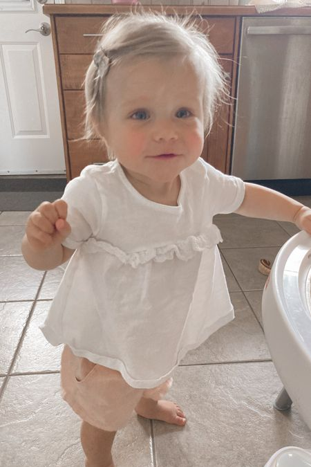 How cute is Andee in this little summer fit? Mama's swoonin! 😍  #LTKbaby #LTKkids #LTKSeasonal
