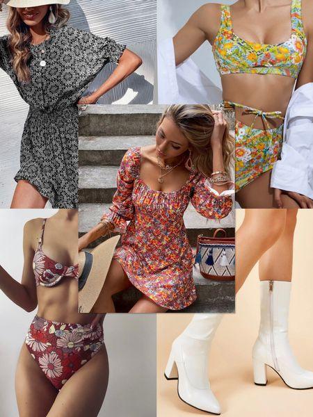 Shein spring/summer picks part 1! #affordable #shein #LTKSpringSale #LTKunder50 #LTKstyletip #liketkit @liketoknow.it http://liketk.it/3bpxL