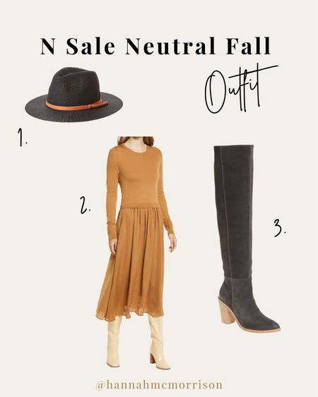 3 basic staple pieces that combine for the perfect fall outfit! All can be worn with entirely different pieces but work so well together 🎃🤩🙌🏻  #LTKSeasonal #LTKsalealert #LTKunder100
