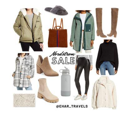 #nsale #nordstrom #nordstromsale #fallstyle #boots #booties #sweater #coat #fallcoat #wintercoat #spanx #slippers #shoes   #LTKitbag #LTKsalealert #LTKshoecrush
