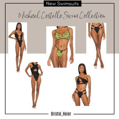 Loving this new swimwear line from Michael Costello! #liketkit #StayHomeWithLTK #LTKswim #LTKDay @liketoknow.it http://liketk.it/2SsBo