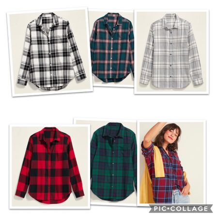 Flannel shirts are just $15 today @oldnavy!!!!! Plaid and flannel scream fall of course but think ahead to the Christmas season too!!! 😍  http://liketk.it/2YrUW #liketkit @liketoknow.it