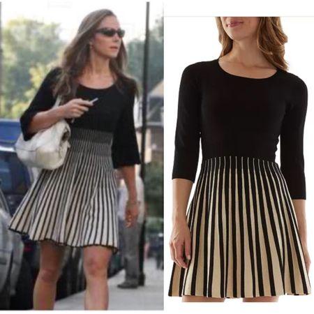 Kate inspired sweater dress #fall #sweater #under40 #macys #streetstyle