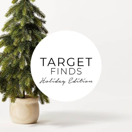 2020 Target Christmas decor finds.   #LTKhome