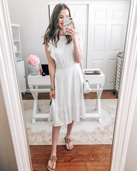Amazon white midi dress on sale for prime day #liketkit @liketoknow.it http://liketk.it/3i6im  Amazon prime day Prime deals Amazon white dresses Amazon dresses Amazon midi dress