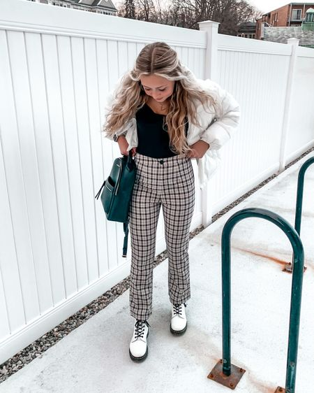 winter vibes 🤩   so excited to share this look, not gonna lie dressing up felt pretty good today🥰  happy friday friends:)  #labeledbylily #winteroutfits #ootd #sheingals #hollisterco #docmartens #forever21 #giftingseason http://liketk.it/31HOe #liketkit @liketoknow.it @liketoknow.it.family