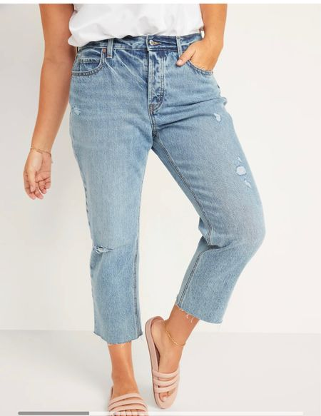 The best Old Navy jeans are 50% off today!