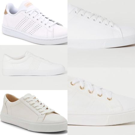 Quick white sneaker, white tennis shoe (not sure there's a difference) round up! So many people are looking for white shoes for Spring and Summer. http://liketk.it/2Nu06 #liketkit @liketoknow.it #LTKsalealert #LTKshoecrush #LTKspring Shop my daily looks by following me on the LIKEtoKNOW.it shopping app