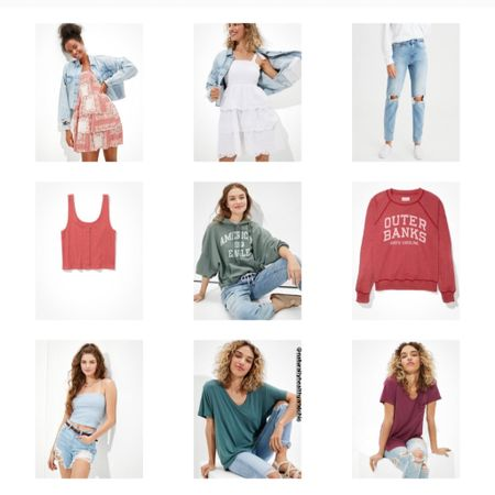 So many good sales going on! The best cozy tees, sweatshirts, and dresses for spring ! Snag them now while they're on sale & in stock, these items sell out quick. I buy a small in anything oversized or a medium for that larger feel. #LTKsalealert #LTKunder50 #LTKstyletip @liketoknow.it Shop your screenshot of this pic with the LIKEtoKNOW.it shopping app #liketkit http://liketk.it/3ddwj