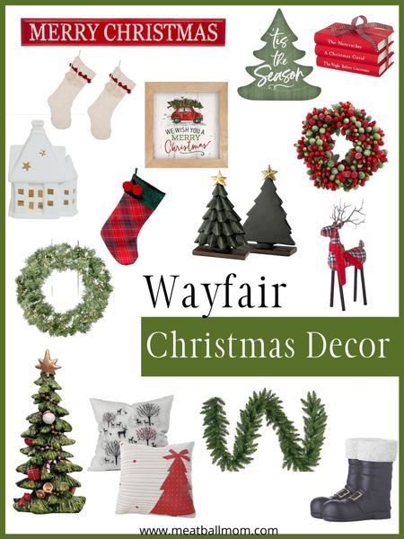 Wayfair Christmas Decor            Christmas 2020, Christmas decorations, home decor, Wayfair, holiday style, #ltkholidaystyle #stayhomewithltk #ltkstyletip    #LTKhome #LTKFall #LTKunder100 http://liketk.it/2Z4gB #liketkit @liketoknow.it