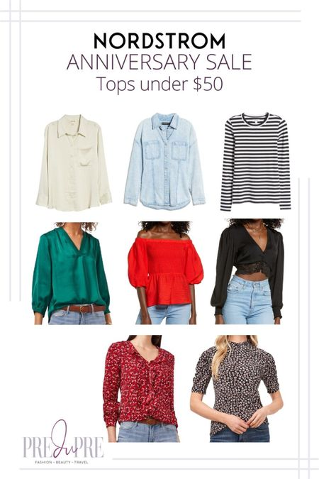 Great finds at the Nordstrom Anniversary Sale. I've rounded up my top picks in tops under $50.   http://liketk.it/3jN5p   My NSale 2021 fashion favorites, Nordstrom Anniversary Sale, Nordstrom Anniversary Sale 2021, 2021 Nordstrom Anniversary Sale, NSale,  N Sale, N Sale 2021, 2021 N Sale,  NSale Top Picks,  NSale Beauty,  NSale Fashion Finds,  NSale Finds,  NSale Picks,  NSale 2021,  NSale 2021 preview, #NSale, #NSalefashion, #NSale2021, #2021NSale, #NSaleTopPicks, #NSalesfalloutfits, #NSalebooties,  #NSalesweater, #NSalefalllookbook, #Nsalestyle #Nsalefallfashion, Nordstrom anniversary sale picks, Nordstrom anniversary sale 2021 picks, Nordstrom anniversary Top Picks, Nordstrom anniversary, fall outfits, fall lookbook, fall outfit inspo, what to wear for fall  top tank top tshirt blouse off shoulder long sleeve stripes tie dye great finds #liketkit @liketoknow.it   Download the LIKEtoKNOW.it shopping app to shop this pic via screenshot   #LTKsalealert #LTKunder50 #LTKstyletip