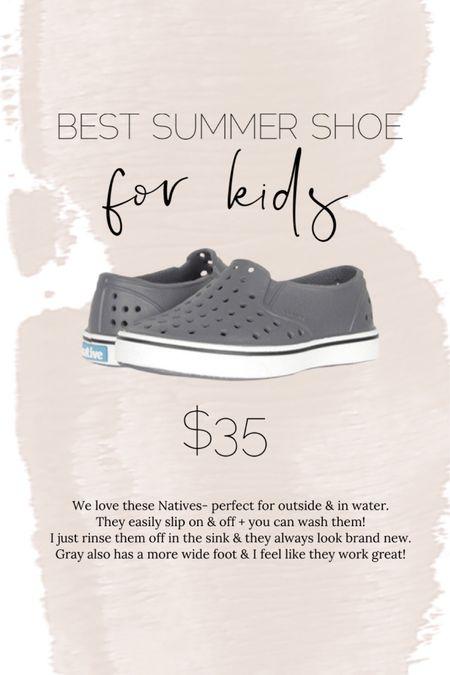 Best summer shoe for baby // toddler // kids // http://liketk.it/3i6bI @liketoknow.it #liketkit #LTKbaby #LTKunder50 #LTKkids