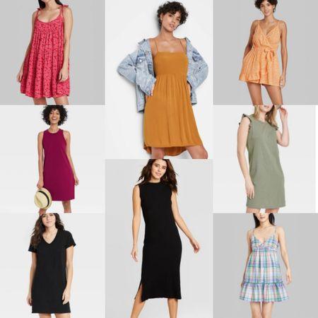 Target Dresses $25 and under @liketoknow.it #liketkit http://liketk.it/3hZy0