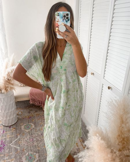 Printed Tunic Dress Coverup; perfect summer or vacation outfit   Wearing size SMALL   http://liketk.it/3k2en #liketkit @liketoknow.it @liketoknow.it.brasil @liketoknow.it.europe @liketoknow.it.family @liketoknow.it.home #LTKtravel #LTKswim #LTKstyletip #hm