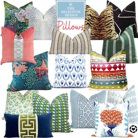 Pillows are the easiest and most affordable way to freshen up your room!   #LTKstyletip #LTKsalealert #LTKhome