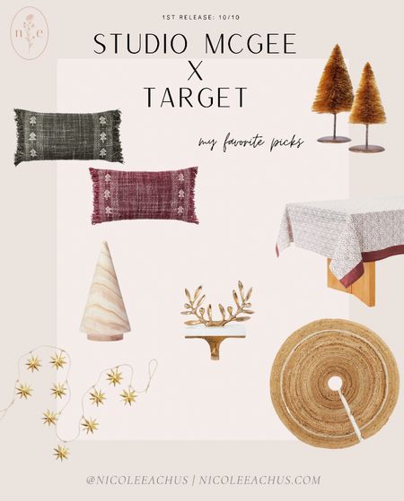 studio mcgee x target released some of their Christmas line today!  A round up of my favs. from what's actually available to buy today!   #LTKGiftGuide #LTKHoliday #LTKSeasonal