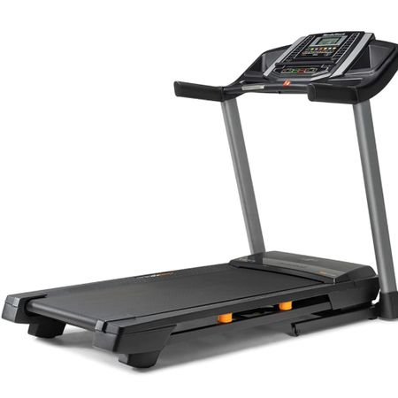 This is my treadmill and it has served me so well. I know there are a lot of much more expensive ones on the market, but this one has been amazing. I love being able to sneak my runs in at home while the little one sleeps or use it to work on my pace. Definitely recommend! http://liketk.it/3i8Na #liketkit @liketoknow.it