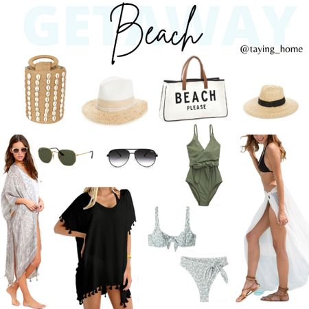Nordstrom, Nordstrom Beach, Beach Outfits, Bathing Suit, Cover Up, Sunglasses, Vacation, Summer Outfit , Beach Bag, Beach Hat, Hat, Amazon Finds, Abercrombie Swim, Swimwear   #LTKSeasonal #LTKstyletip #LTKswim