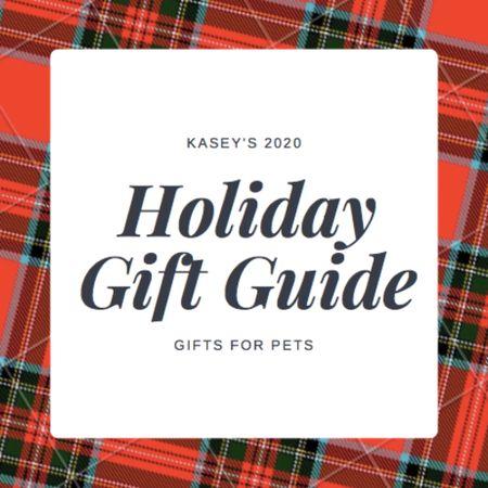 Pet gifts! http://liketk.it/322v1 #liketkit @liketoknow.it #LTKgiftspo #LTKhome #LTKfamily
