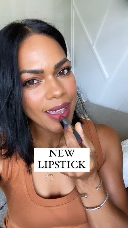 "New lipstick, power matte hydrating lipstick in ""chai"" by bite beauty.      #LTKbeauty"