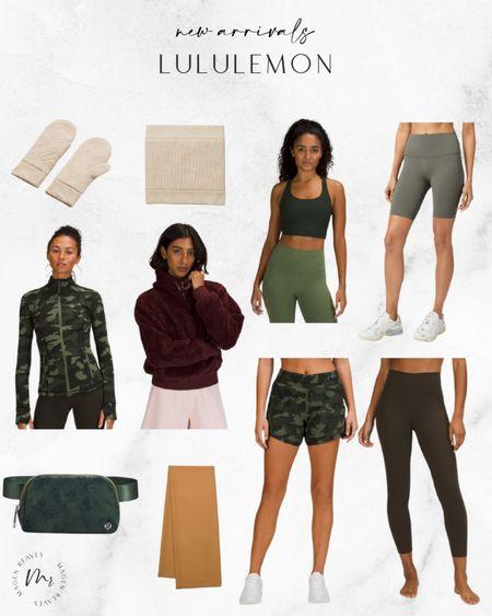 Lululemon new arrivals lululemon belt bag lululemon leggings http://liketk.it/3qyP2 @liketoknow.it #liketkit   #LTKunder100 #LTKfit #LTKunder50