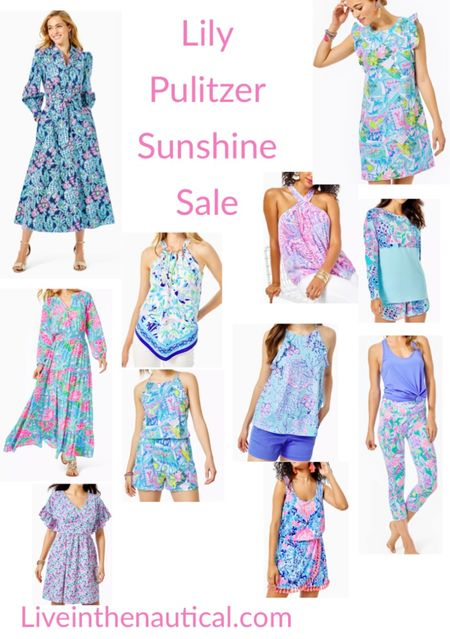 Sale Alert!  It is FINALLY here! The Lilly Pulitzer Summer Sale! Her stuff never goes on sale. But for 48 hours only two days, you get her summer prints discounted!   #LTKstyletip #LTKsalealert #LTKunder100