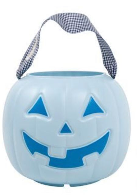 The cutest Halloween bucket! Also comes in pink 🎀  #LTKHoliday
