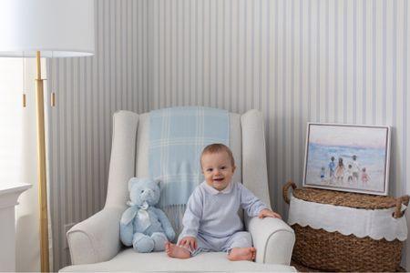 #liketkit @liketoknow.it nursery ideas, baby boy nursery, nursery decor, blue nursery http://liketk.it/39RoJ