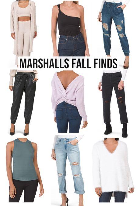 Marshalls Fall Finds   #LTKstyletip #LTKunder50