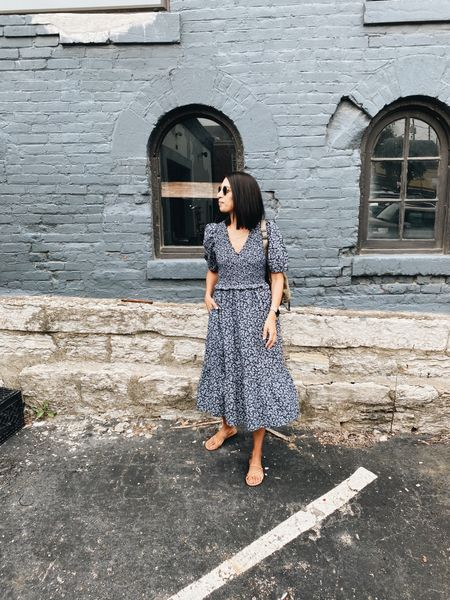This weather though! Love this dress for fall and linked a few similar styles!   #LTKunder50 #LTKSeasonal #LTKstyletip