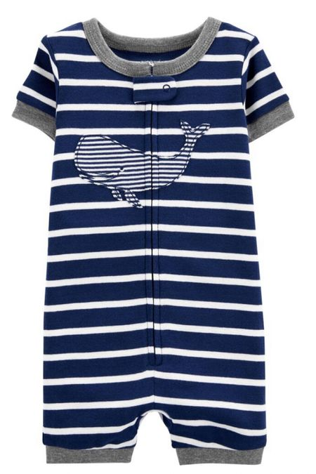 $7 sleepers and $8 rompers and $5 T-shirt's! Great stock up price!  #LTKbaby #LTKkids #LTKSpringSale