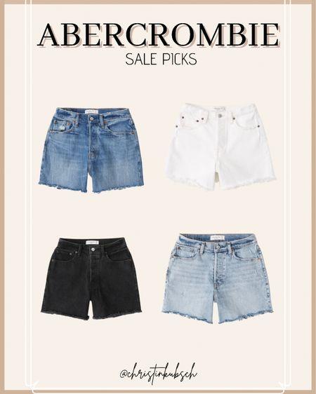 Abercrombie sale picks- these dad shorts in all four washes!    #LTKunder100 #LTKsalealert #LTKunder50