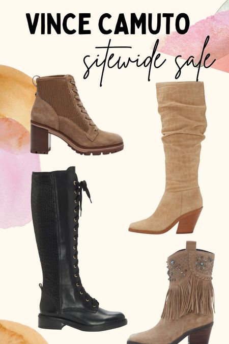 Vince Camuto site wide sale! All 25% off with code FALL25
