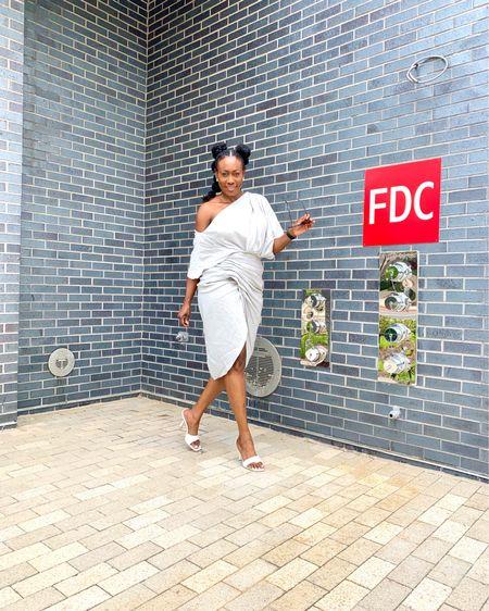 Summer Dresses!!!! Linen Summer Dress #summerdress #linendress #mules http://liketk.it/3jxCE #liketkit #LTKunder100 #LTKstyletip #LTKsalealert @liketoknow.it You can instantly shop my looks by following me on the LIKEtoKNOW.it shopping app