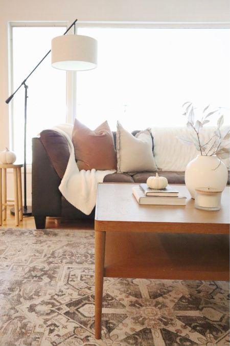 Fall coffee table   #LTKhome #LTKSeasonal #LTKstyletip