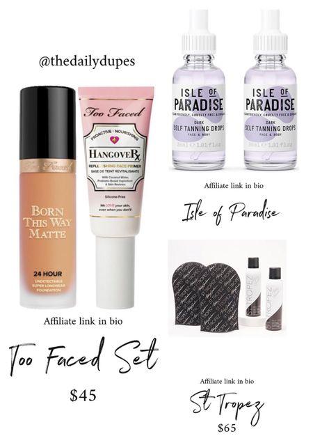 Beauty finds  #thedailydupes  #LTKbeauty #LTKsalealert