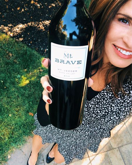 Who else loves wines from the Mt. Veeder Appellation?🍷I feel in love with this mountain last year after visiting a few wineries on this unique hillside. Known for having the highest vineyards in Napa Valley and rugged terrain, most work is done by hand. With sleep slopes and minimal water retention these vineyards tend to produce tiny berries resulting in intense flavor and soft tannins. http://liketk.it/2Fsr1 #liketkit @liketoknow.it