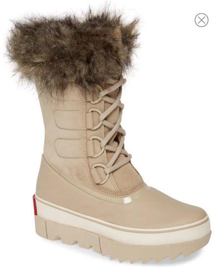 Amazing markdown on these Sorel boots! Available in almost every size. http://liketk.it/3jxtG #liketkit @liketoknow.it #LTKsalealert #LTKshoecrush #LTKstyletip #boots #winterboots #sale #sorel #snowboots #fauxfur #nordstromrack