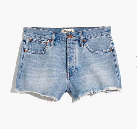 Relaxed denim shorts. A casual cut off jean short is a Summer staple. Slouchy, relaxed, and sits lower on hips. True to size for slouchy fit or size down fir a fitted fit.  #kimbentley #Summershorts  #LTKstyletip #LTKDay #LTKsalealert