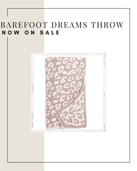 The best blanket ever. I literally take more naps because of this blanket. I want every color!!  #homedecor #barefootdreams #nordstromsale #leopardprint #cheetahprint #throwblanket #home  #LTKsalealert #LTKunder100 #LTKhome