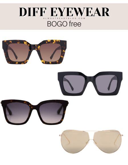 Diff Eyewear BOGO free http://liketk.it/3nn0V @liketoknow.it #liketkit #LTKunder100 #LTKsalealert