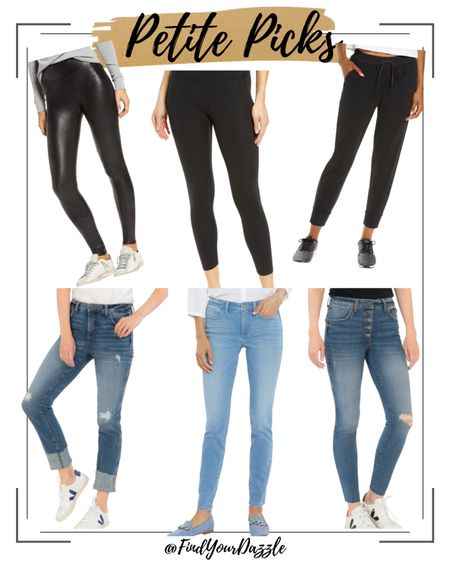 There weren't too many petite styles from the Nordstrom anniversary sale this year but these leggings and jeans are my best short girl finds!    #LTKsalealert #LTKunder50 #LTKunder100