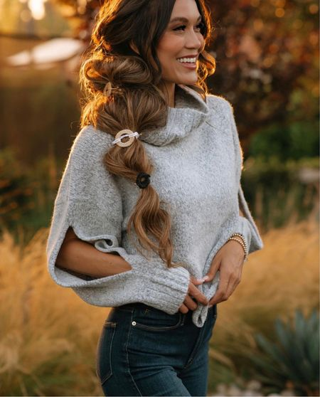 This gorgeous sweater is only $32! Click here to shop!  #LTKunder50 #LTKunder100 #LTKstyletip