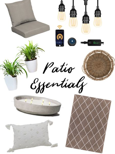 Summertime Patio Essentials http://liketk.it/3i9iL #liketkit @liketoknow.it #LTKhome