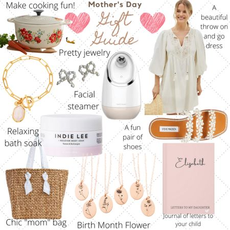 Such a fun Mother's Day gift guide! #liketkit @liketoknow.it http://liketk.it/3dCoy #LTKfamily #LTKunder50