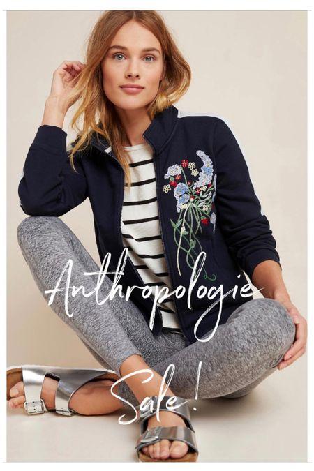 Anthropologie Sale!  - bomber jacket, Hoodie, Jumpsuit, home outfit, sweatshirt, home fashion  http://liketk.it/2M00L #liketkit @liketoknow.it #LTKstyletip #LTKunder100 #LTKsalealert