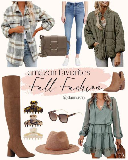 Amazon Fall Fashion Favorites   #LTKSeasonal #LTKsalealert