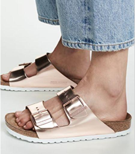 Birkenstocks Shoes, Summer Sandals, Summer Shoes #LTKshoecrush  http://liketk.it/3l6Zr #liketkit @liketoknow.it